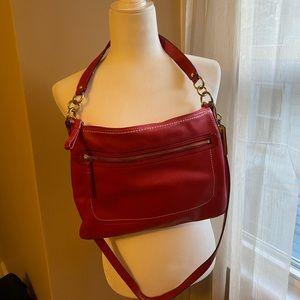 Coach cherry perri purse